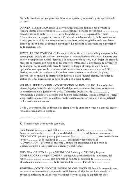 40 modelos escritos inmobiliarios 40 modelos de escritos inmobiliarios