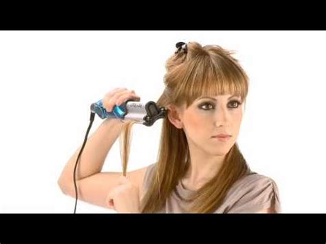 bed head wave artist how to use bedhead deep waver doovi