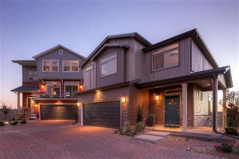 oakwood homes castle rock co carriage houses the