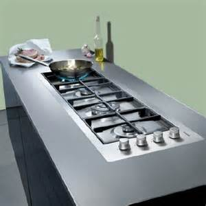 table de cuisson encastrable piano a filo siemens maison