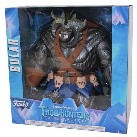 Po Funko Trollhunters 12 Bular funko figure trollhunters tales of arcadia