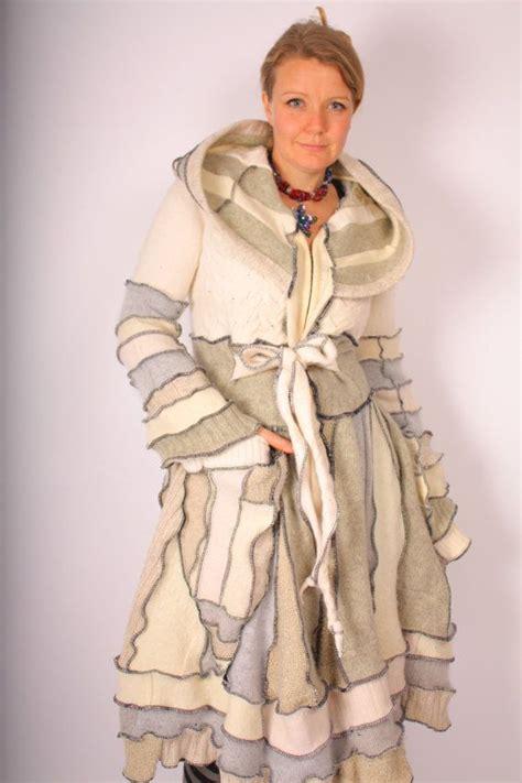upcycled clothing tutorials upcycled clothing tutorial rainbow sweater coat