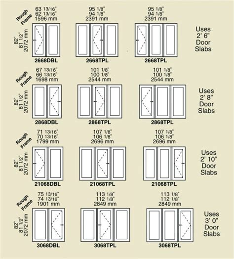 standard exterior door sizes door sizes exterior swing series 450 doors cgi windows