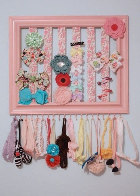 thrifty decorating old window hairbow holder best 20 hair bow holders ideas on pinterest bow holders