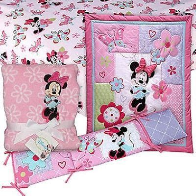 Minnie Mouse Crib Bedding Nursery Set 25 Best Ideas About Minnie Mouse Crib Set On Minnie Mouse Nursery Minnie Mouse
