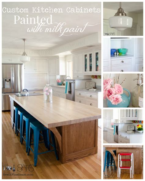 pinterest painted kitchen cabinets custom kitchen cabinets painted with milk paint