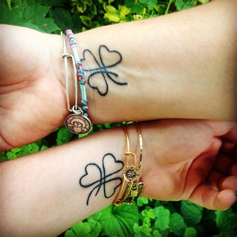 mother daughter symbol tattoos 90 sweet matching designs