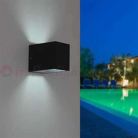 illuminazione led per esterno faretti per esterni lade per esterni
