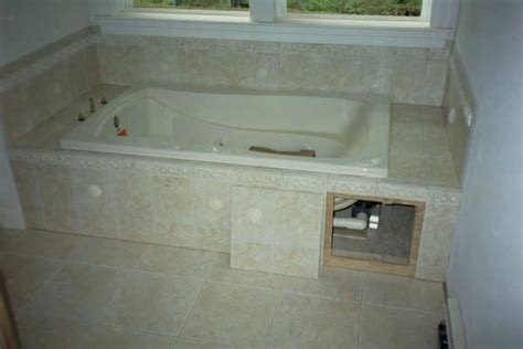 bathroom access panel ideas i need to do this for my tub that still has all it s