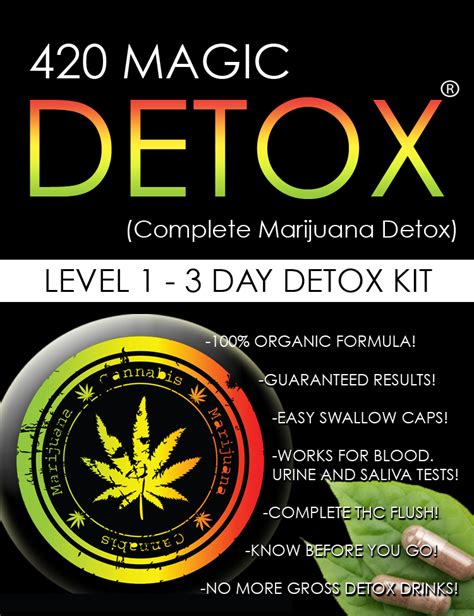 How To Detox Thc Faster by The Journal Detox 1