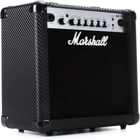 Marshall Mba Types by Marshall Mg15cfr 15 Watt 1x8 Quot Combo With Reverb