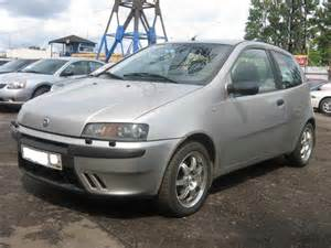Fiat Punto 2002 For Sale Used 2002 Fiat Punto Pictures 1 2l Gasoline Ff Manual