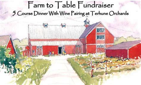 farm to table d raiser terhune orchards