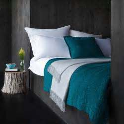 teal bedrooms teal and grey bedroom tones urbanara teba teal bedspread my favorite bedrooms pinterest
