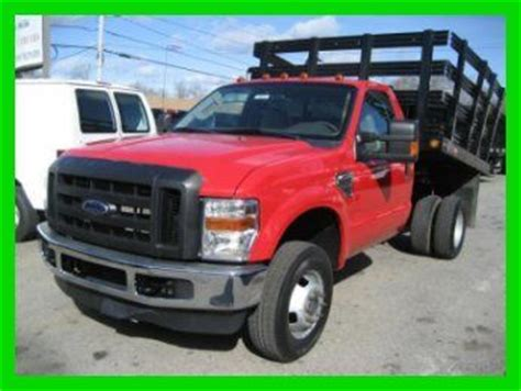 auto body repair training 1995 ford f250 parental controls buy used 08 ford f350 4wd 4x4 rack body dump in abington massachusetts united states