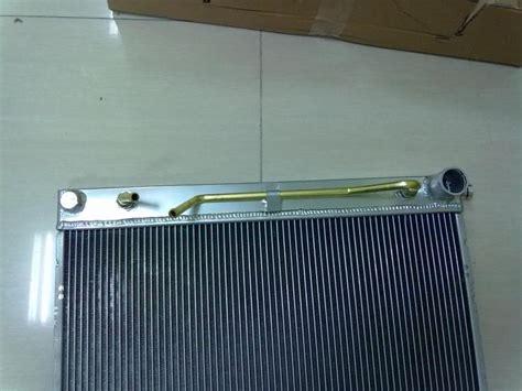Radiator Harrier complete aluminum car radiator spare part for toyota harrier acu30 2az