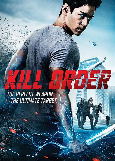 A Place To Kill Dvd Review Kill Order Dvd Review