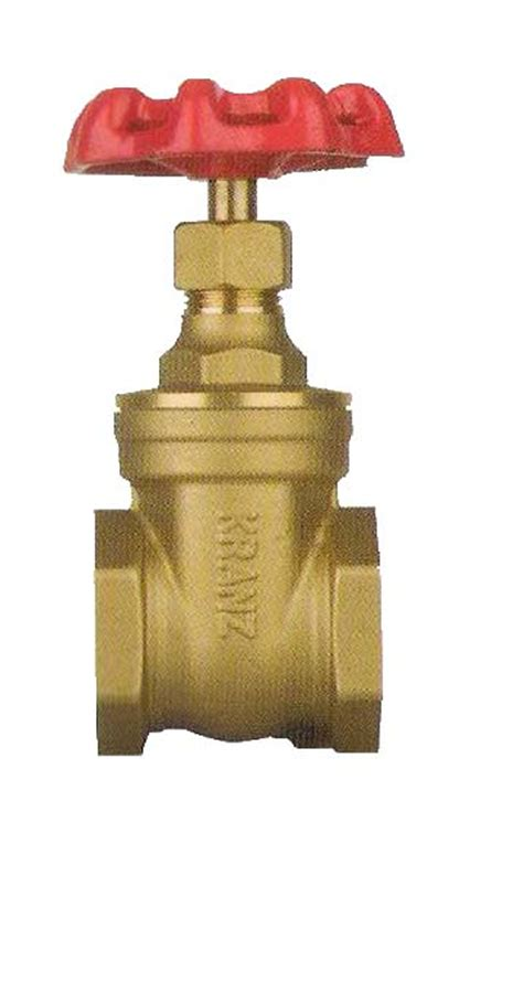 Stop Kran Valve Kuningan Cml 1 2 gate valve stop kran 1 inch kuningan sentral pompa
