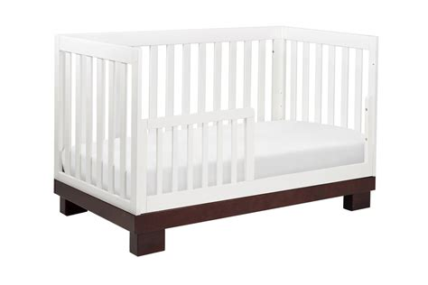 Modo 3 In 1 Crib by Modo 3 In 1 Convertible Crib With Toddler Bed Conversion