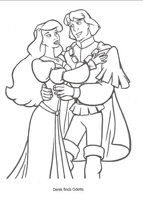 image swan princess official coloring page 45 png the