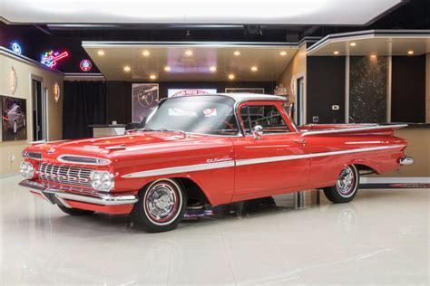 1959 chevrolet el camino vanguard motor sales 1959 chevrolet el camino vanguard motor sales