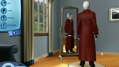 mod the sims dante devil may cry 4 dante devil may cry 4 in the sims 3 world adventures with