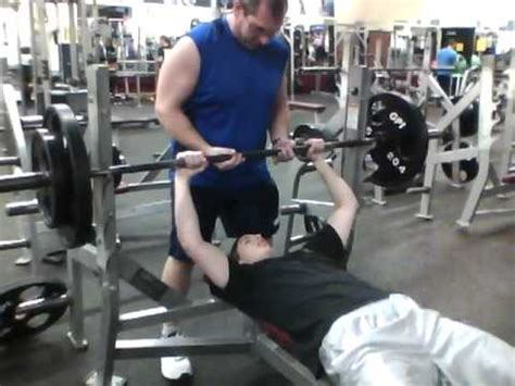 130 bench press 185 bench 130 lbs youtube