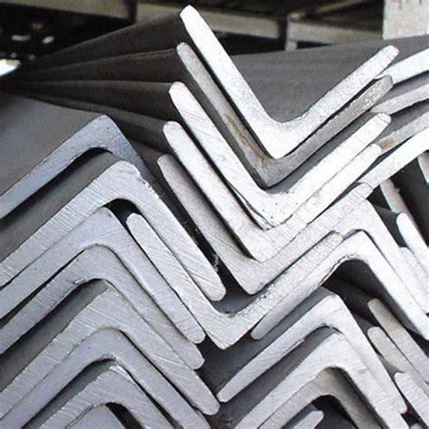 40mm X 40mm X 5mm Bright Mild Steel Angle Bright Mild