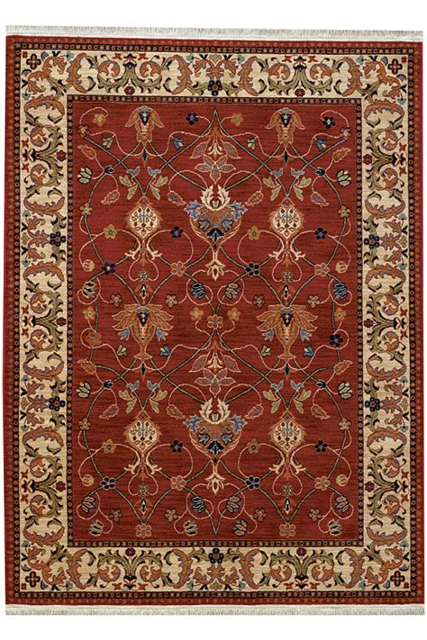 Karastan Rugs by Karastan Manor 02120 00510 William Morris Area Rug Payless Rugs Manor