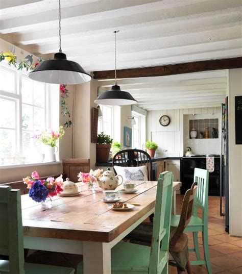 Big Kitchen Table 5 Tips For A Cozy Farmhouse Kitchen