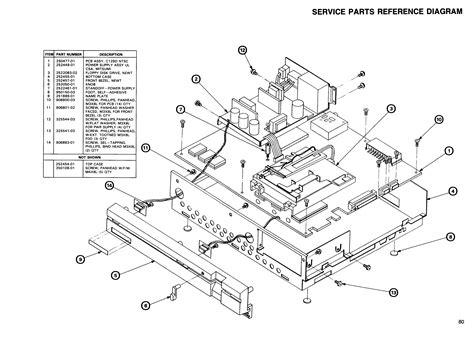 hp laptop parts diagram pc parts diagram wiring diagram with description