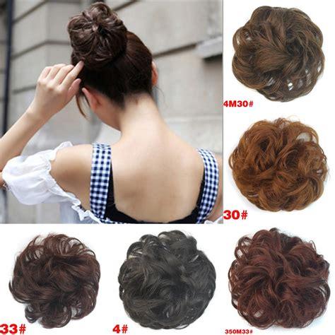 hair danze standard sale 1pc women fashion synthetic hair chignon natural hair