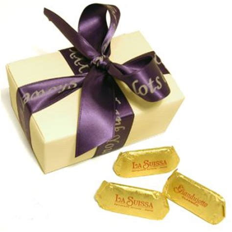 personalised boxes of chocolates baby shower favours