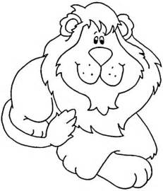what color are lions coloring pages coloring ville