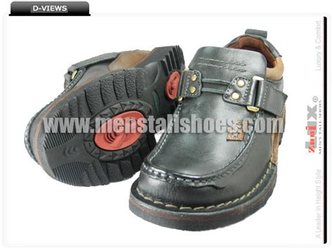 Comfortable Elevator Shoes by Elevator Shoes Comfort