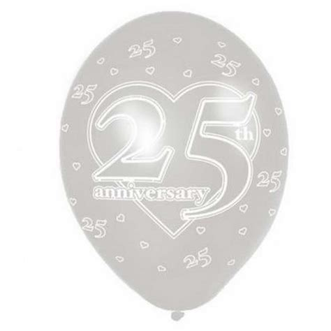 Wedding Anniversary Balloons by 25th 40th 50th Wedding Anniversary Balloons