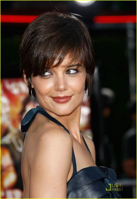 full sized photo of katie holmes tom cruise purple pixie
