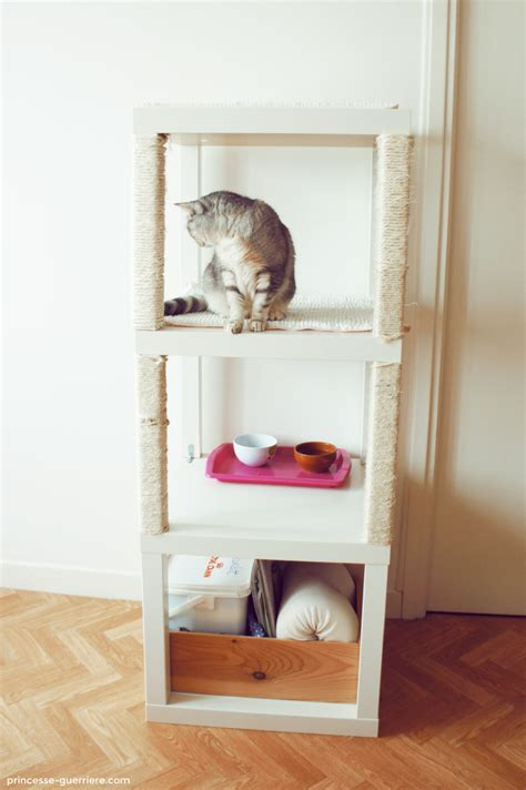 10 nifty ikea cat hacks