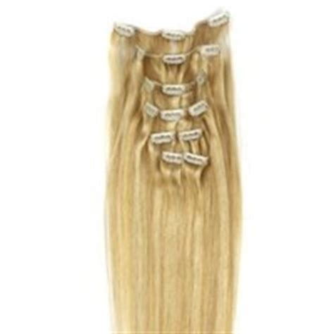 euronext 18 blonde frost euronext remy 18 inch clip in hair from sally beauty supply