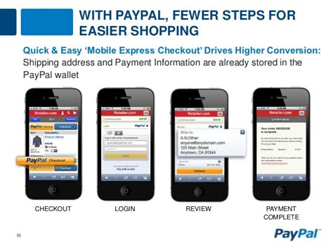 paypal mobile payment iii targi ehandlu paypal mobile payments and e commerce