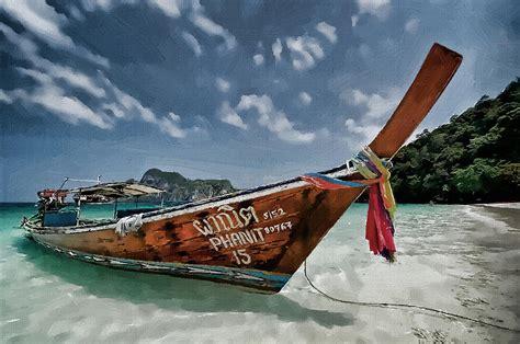 thai boat house thai boat by alex zolotar