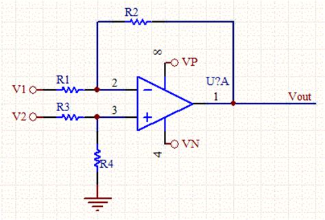 lm324 shunt resistor inverting op resistor calculator