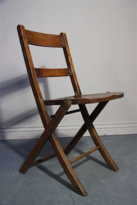 set of six edwardian antique folding dining chairs
