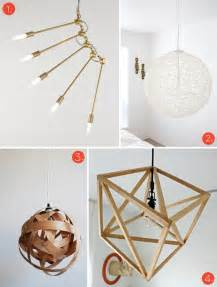 lights projects roundup 20 awesome diy modern lighting projects 187 curbly