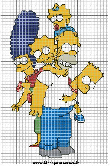Xsd Pattern Special Characters | schema i simpson crosstich pinterest cross stitch