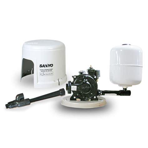 Pompa Air Sanyo 600 Watt Pompa Jetpump Sanyo Pdh 605 Jp