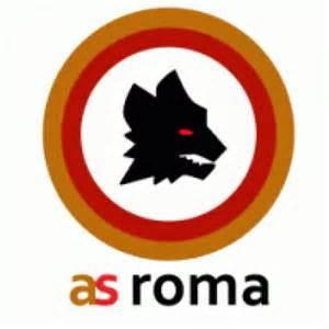 As Roma Keyring Totti as roma logo