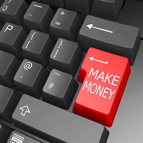 Different Ways To Make Money Online - five great ways to make money from a computer make money from an online business