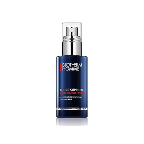 biotherm homme supreme comprar biotherm homme supreme youth architect serum