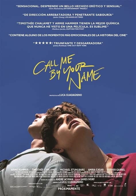 movie tv call me by your name by armie hammer call me by your name the colonial theatre